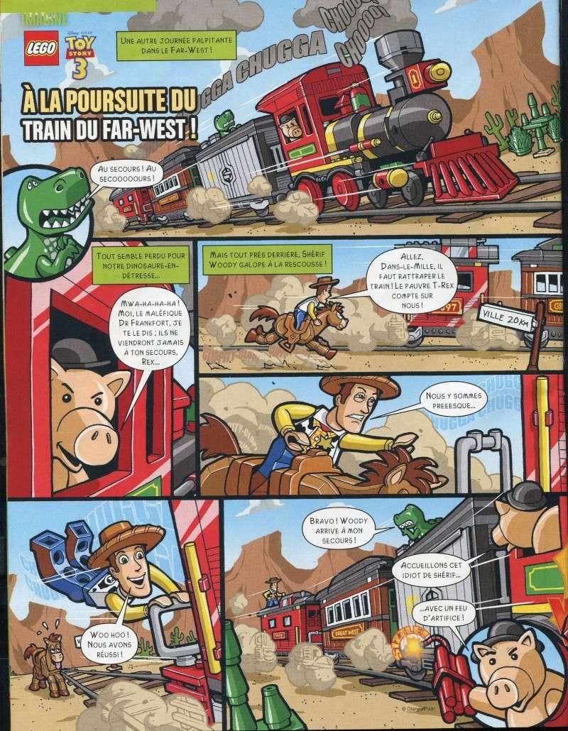 [Comics] LEGO Magazine mai - juin 2010 Diapos22