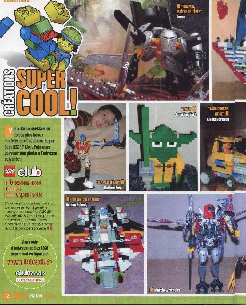 [Comics] LEGO Magazine mai - juin 2010 Diapos27