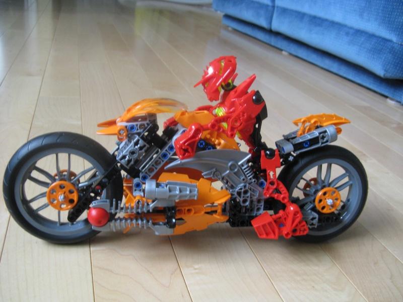 [Revue] Hero Factory 7158 : Furno Bike Img_4233