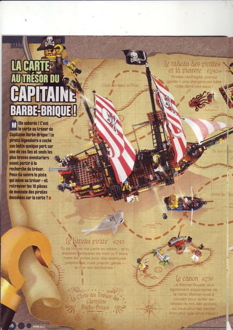 [Comics] VF de la 1ère BD 2009 «les sable de bara magna» et du LEGO Magazine Save0024