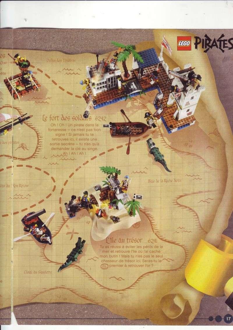 [Comics] VF de la 1ère BD 2009 «les sable de bara magna» et du LEGO Magazine Save0025