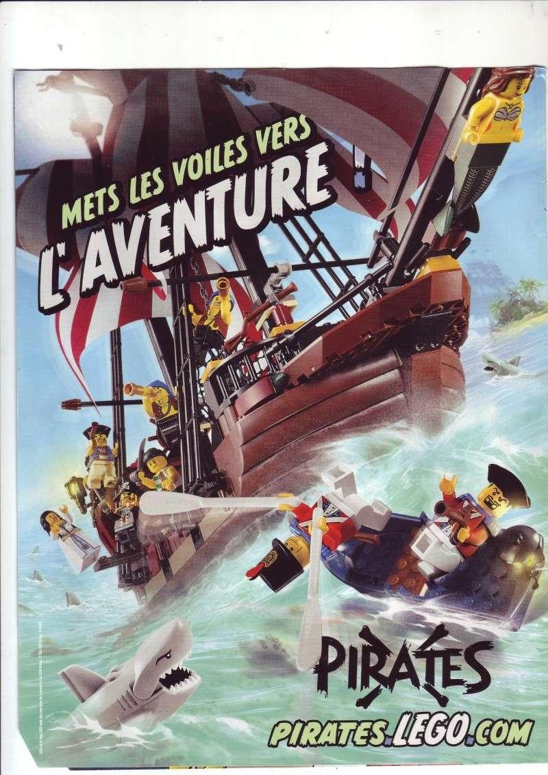 [Comics] VF de la 1ère BD 2009 «les sable de bara magna» et du LEGO Magazine Save0028