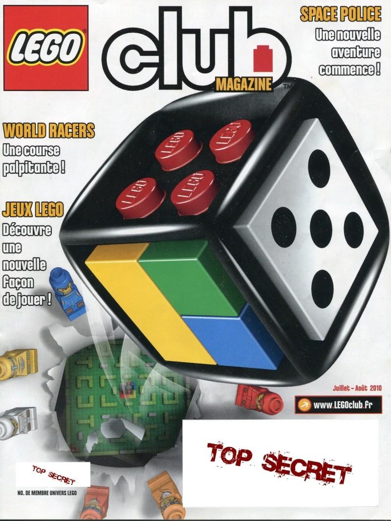 [Comics] LEGO Magazine juillet - aout 2010 Scan0010