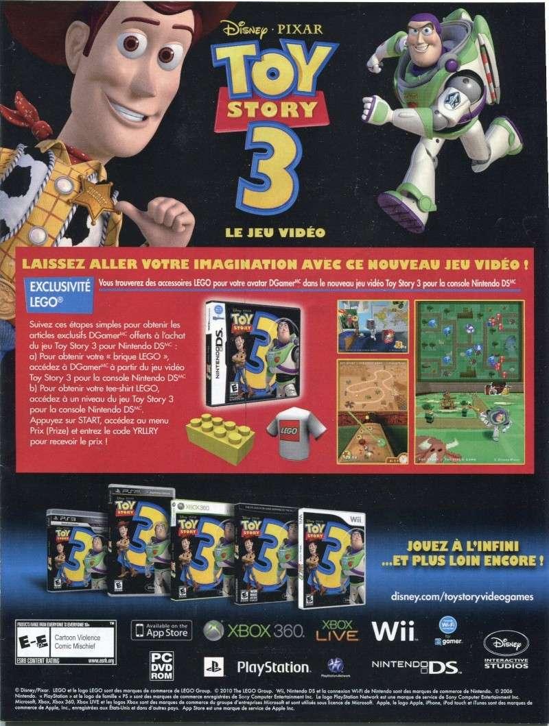 [Comics] LEGO Magazine juillet - aout 2010 Scan0012