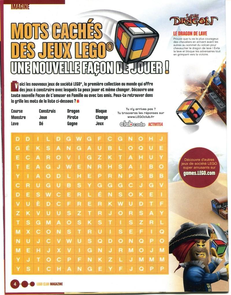[Comics] LEGO Magazine juillet - aout 2010 Scan0014