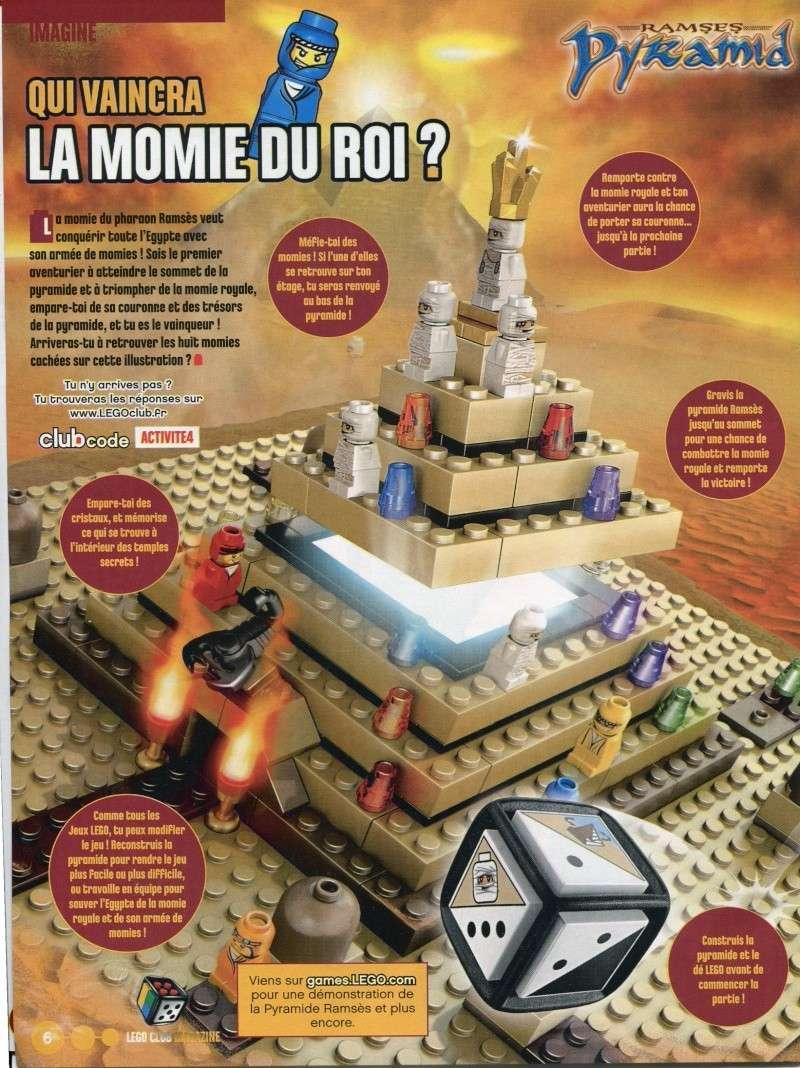 [Comics] LEGO Magazine juillet - aout 2010 Scan0016