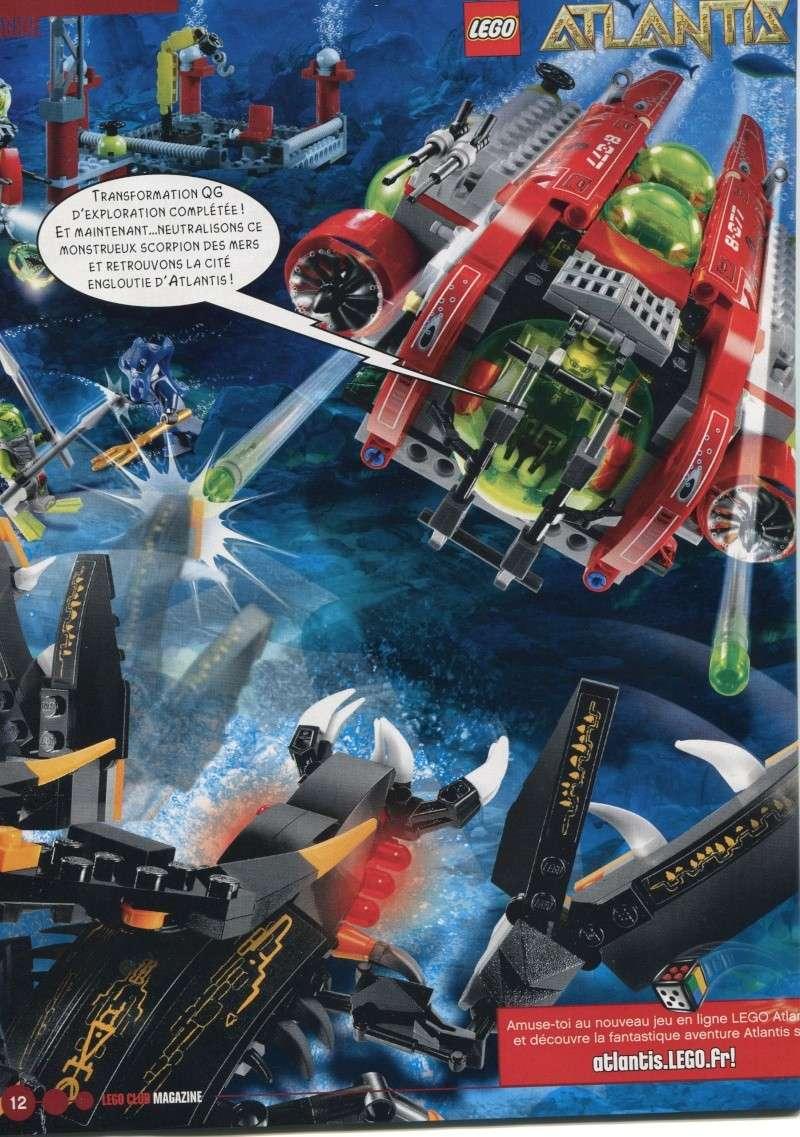 [Comics] LEGO Magazine juillet - aout 2010 Scan0112