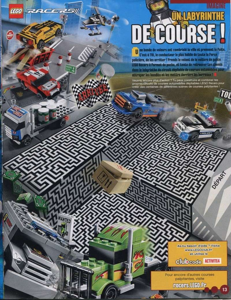 [Comics] LEGO Magazine juillet - aout 2010 Scan0113