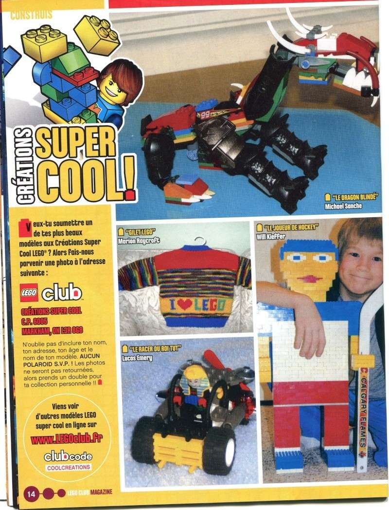[Comics] LEGO Magazine juillet - aout 2010 Scan0114