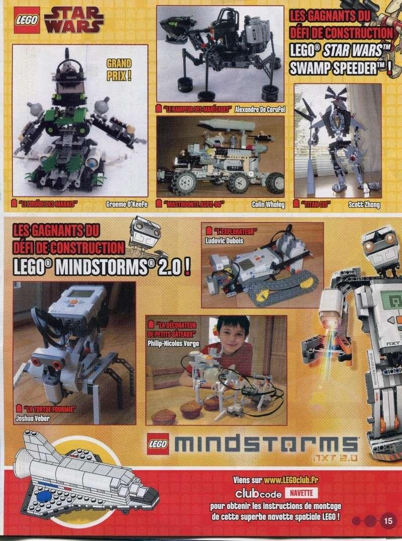 [Comics] LEGO Magazine juillet - aout 2010 Scan0115