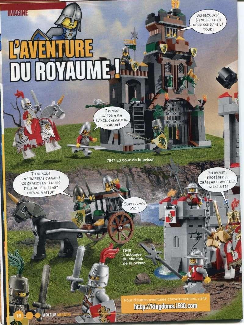 [Comics] LEGO Magazine juillet - aout 2010 Scan0116