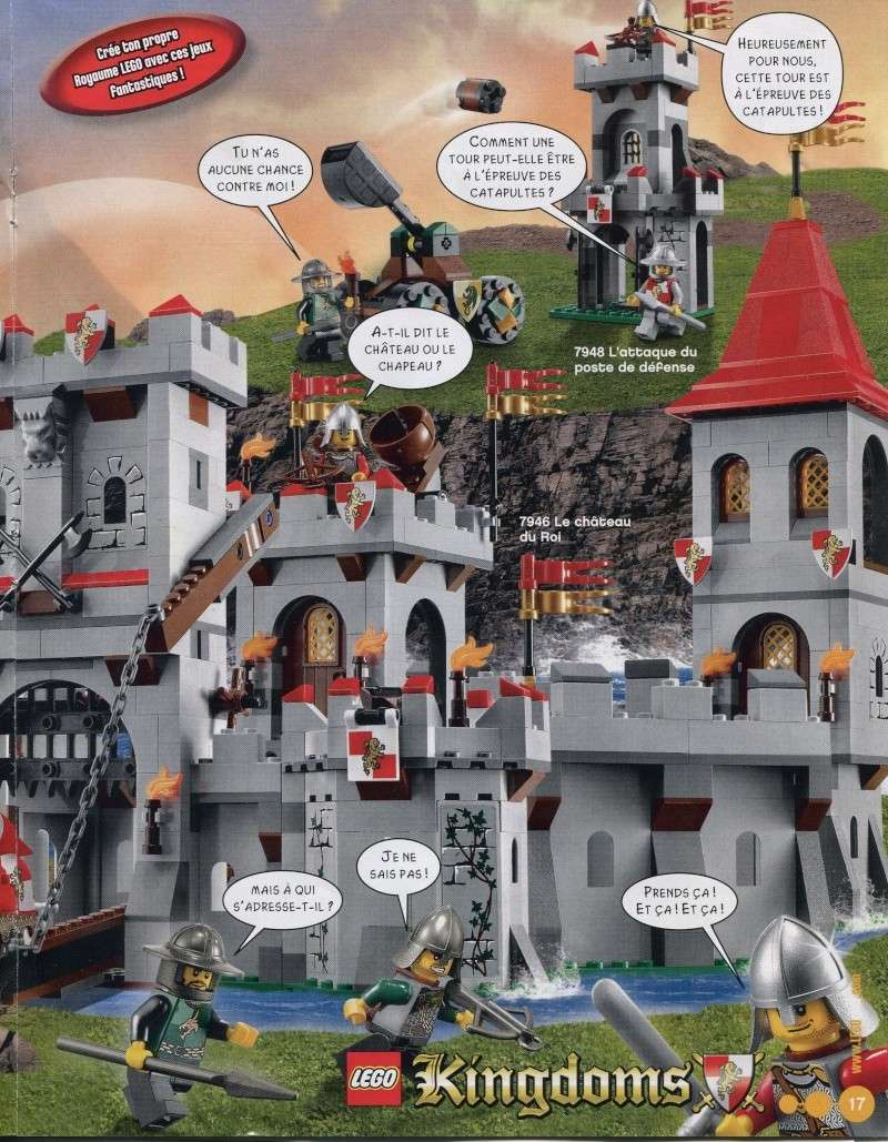 [Comics] LEGO Magazine juillet - aout 2010 Scan0117