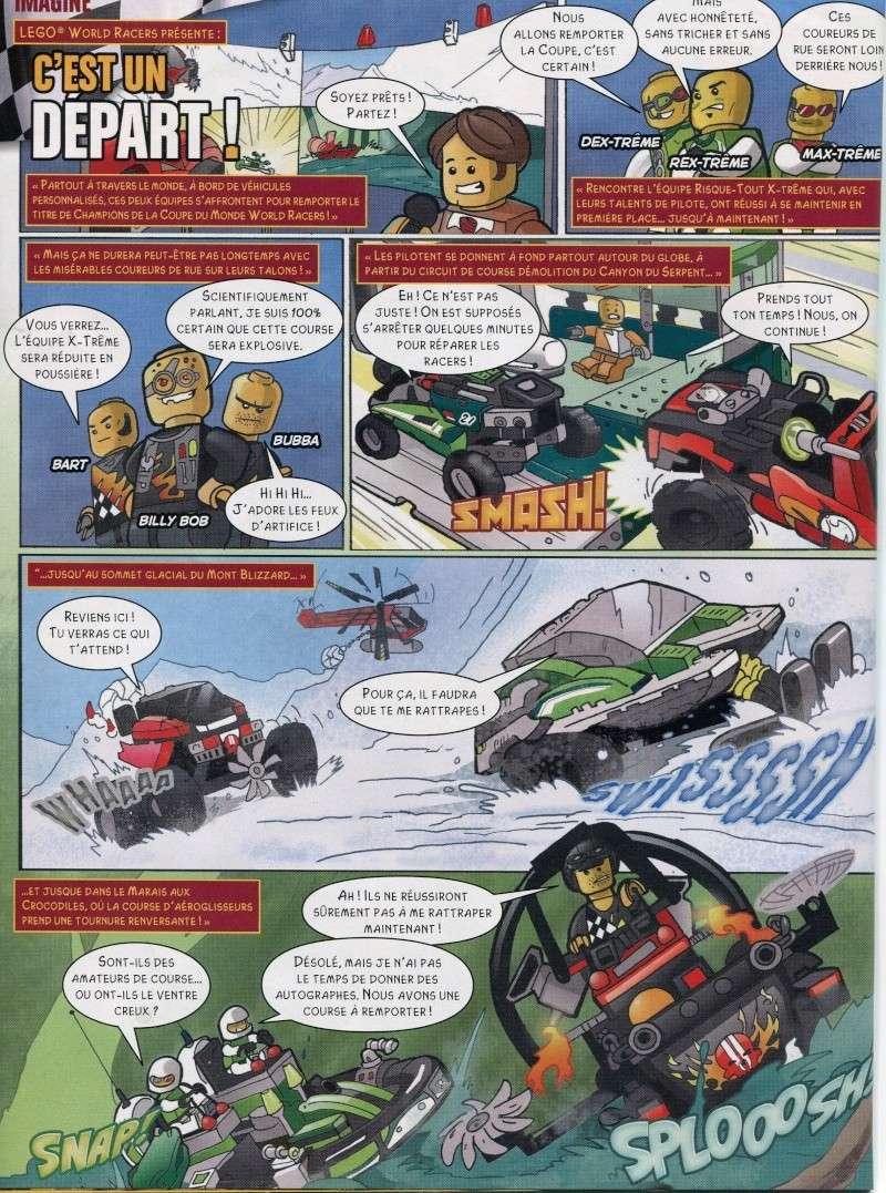 [Comics] LEGO Magazine juillet - aout 2010 Scan0118