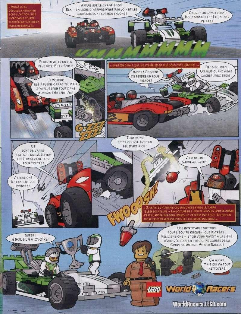 [Comics] LEGO Magazine juillet - aout 2010 Scan0210