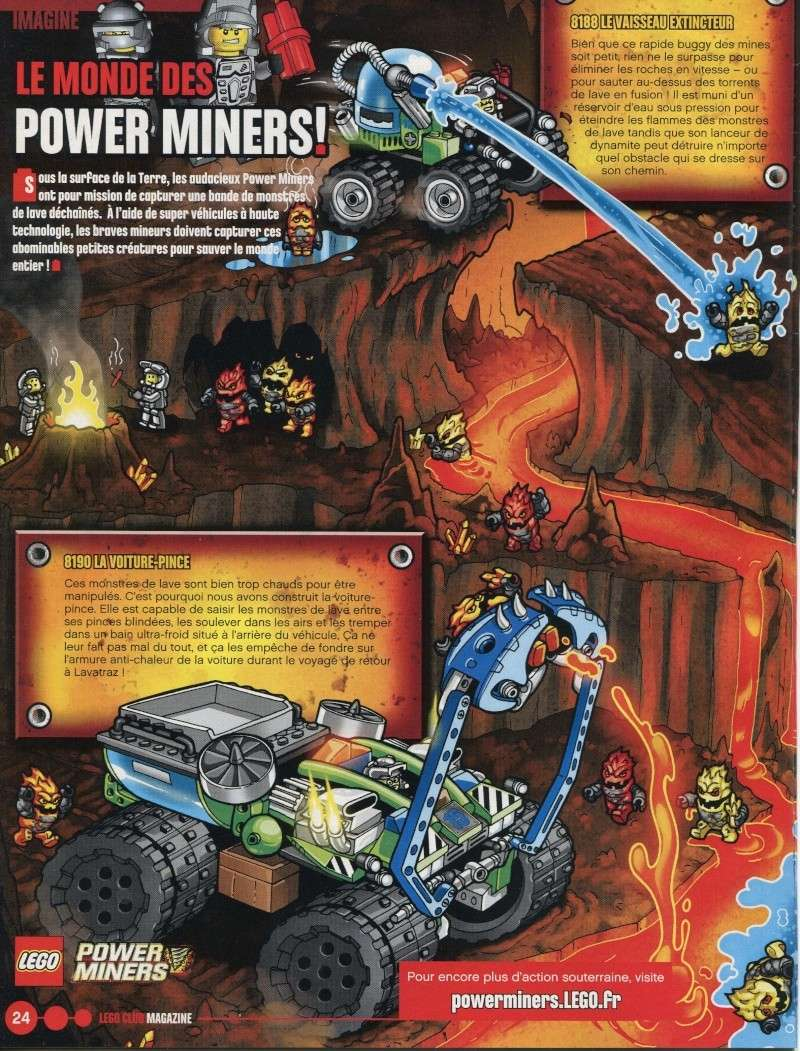 [Comics] LEGO Magazine juillet - aout 2010 Scan0215