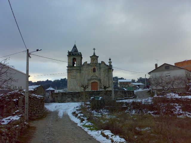Castedo Branquinho/ Neve 10012017