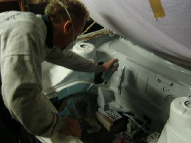 Dennis und Dr.Risse bei der Arbeit :-) Ascona16