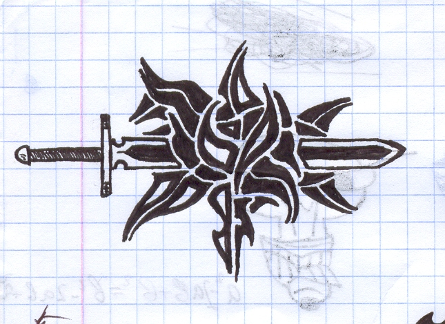 Рисуем Sword10