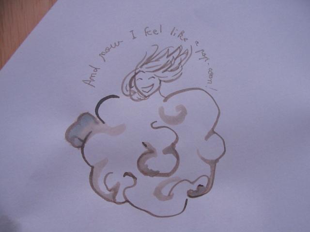 Fan Art de Biboox Popcor10