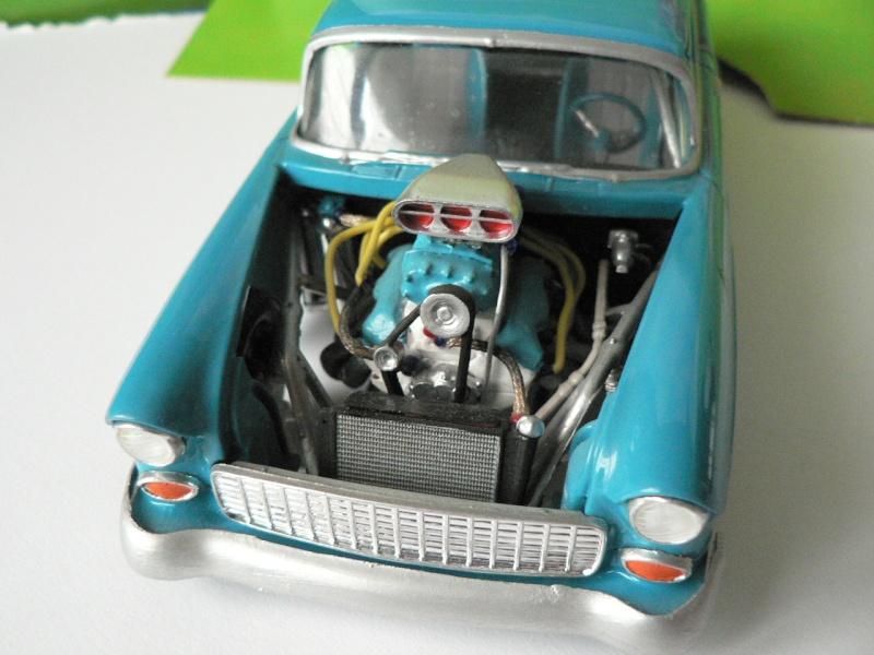 55' chevy sedan 2 door pro-st 06172211