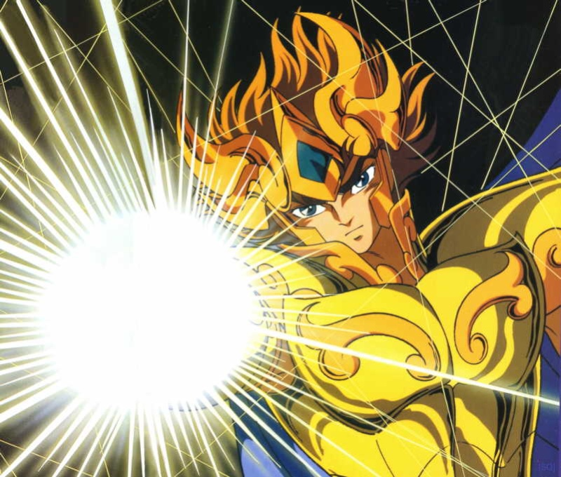 Angels vs demons Aioria10