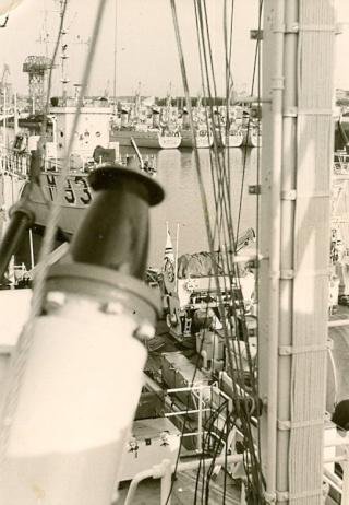 Oostende en 1963-1964 Cedra14