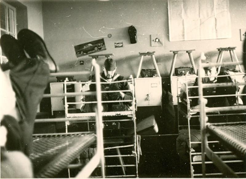 Sint-Kruis dans les années 60...   - Page 21 Chambr10