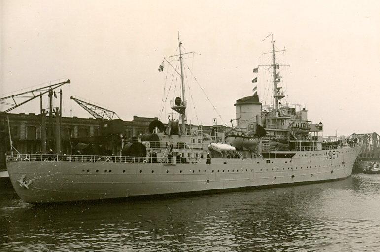Oostende en 1963-1964 Kamina10