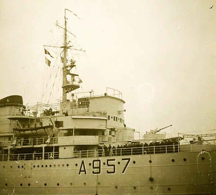 Oostende en 1963-1964 Kamina11
