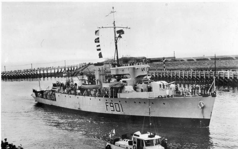 Oostende en 1963-1964 Lecoin10