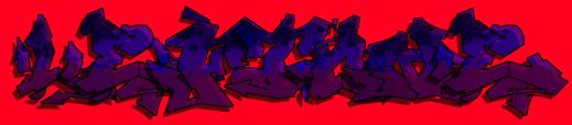 Graffiti art- took me 72 hours to make =P Lefton10