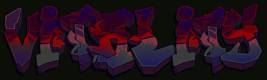 Graffiti art- took me 72 hours to make =P Vitali11