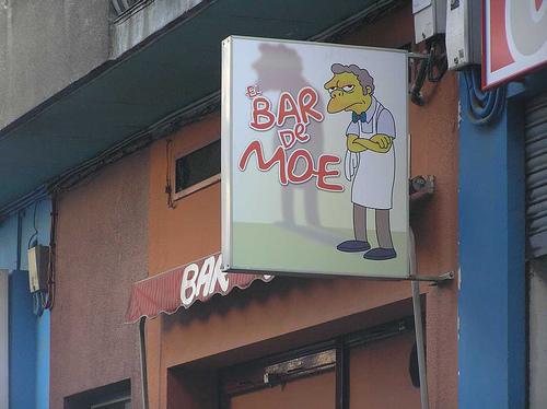 El Bar de Moe