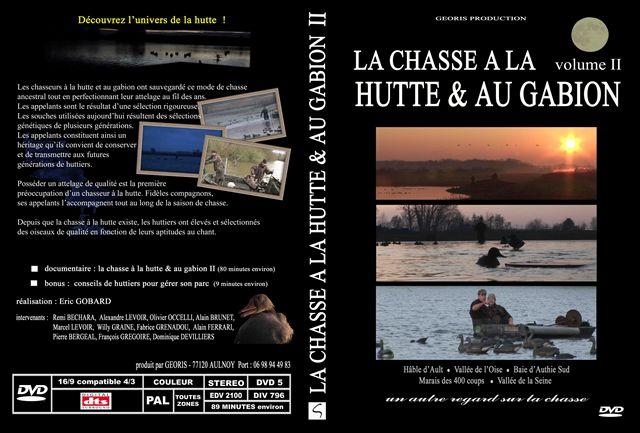 Dvd chasse à la hutte et au gabion volume 2 Jacque10