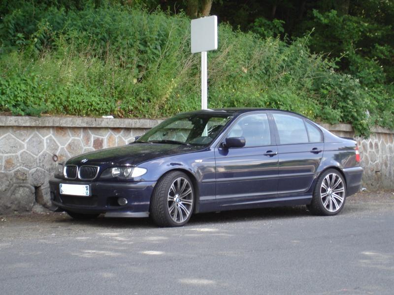 [BMW 330 da E46] Nouvelles roulettes Dsc04212