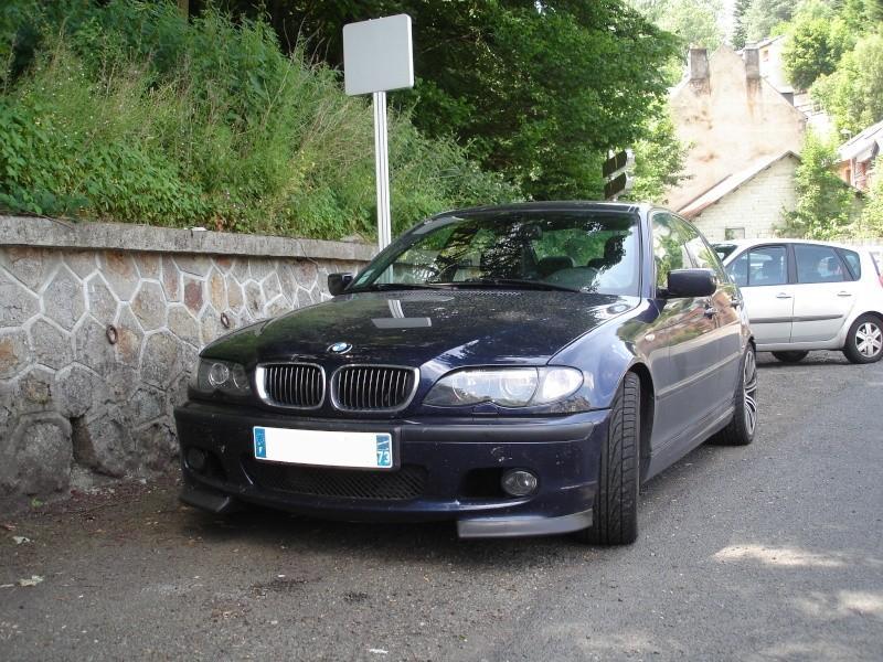 [BMW 330 da E46] Nouvelles roulettes Dsc04213