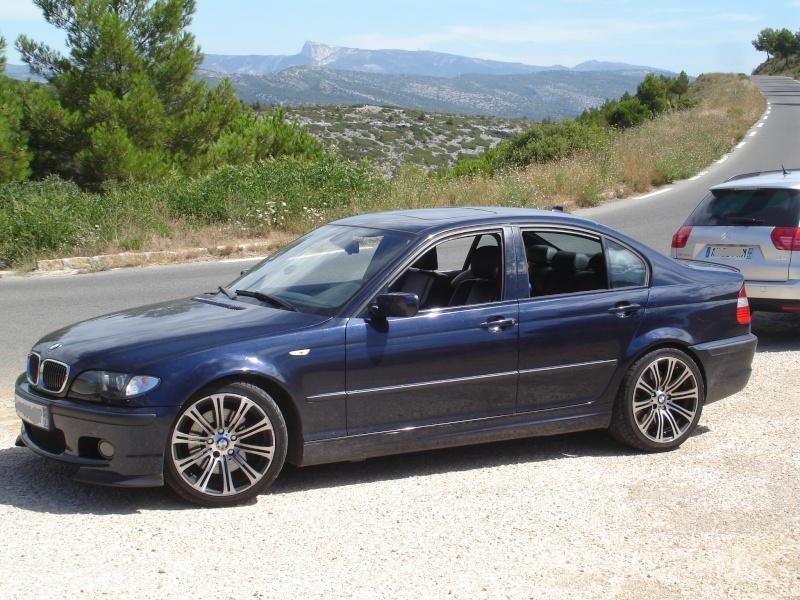 [BMW 330 da E46] Nouvelles roulettes Dsc04511