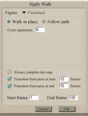 Besoin d aide pour le Walk designer- Resolut Captur10