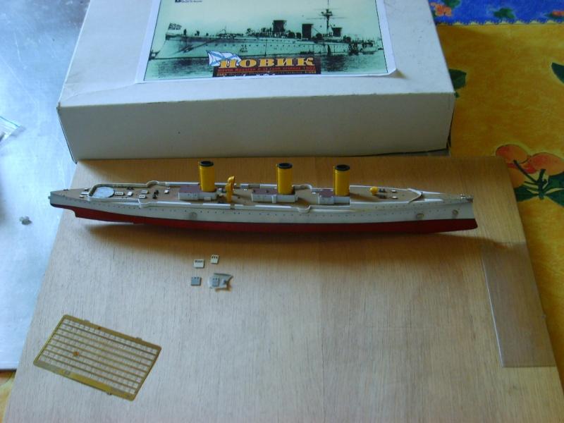 Croiseur NOVIK 1/350 KOMBRIG S6000310