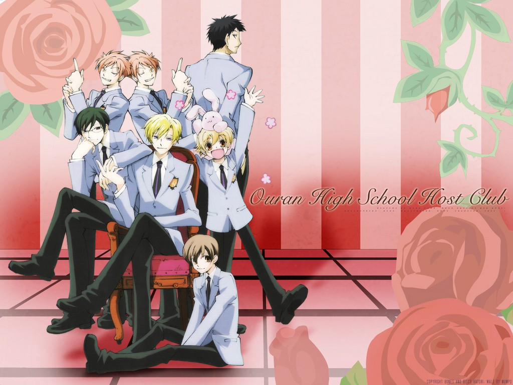 """~""""Host Club""""~ Ouranh10"""
