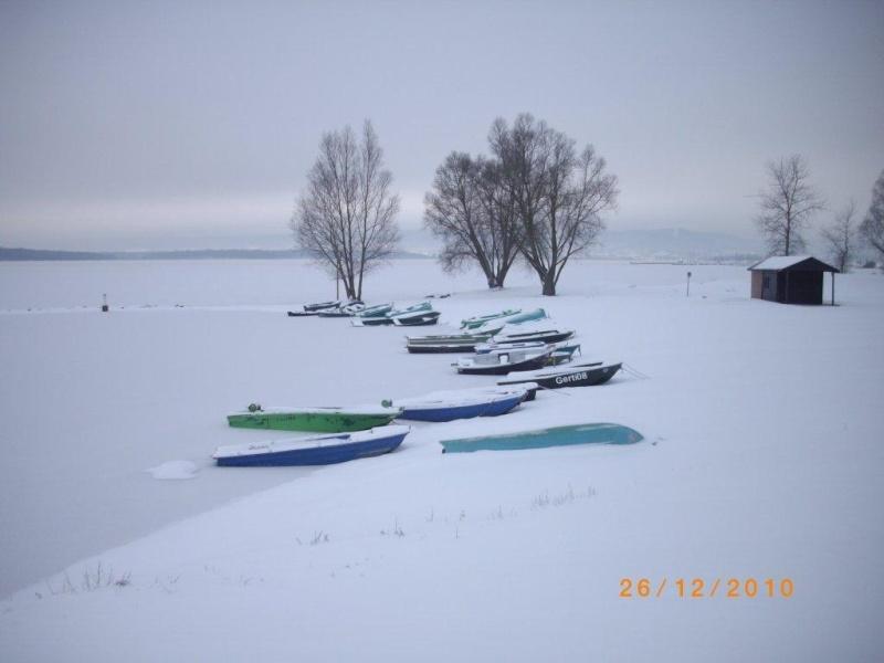 lac de madine gelé? 008110