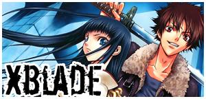 XBlade licenciado por Norma Editorial Xblade12