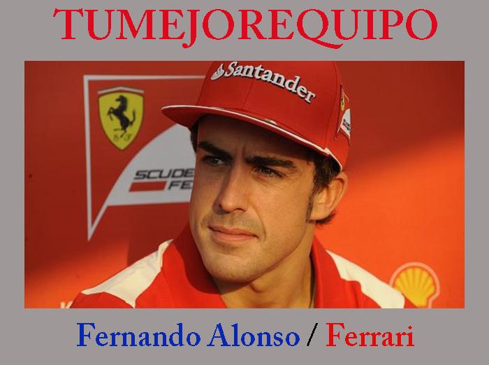 """Montezemolo: """"Alonso es el piloto más fuerte que ha tenido Ferrari"""" Alo11"""