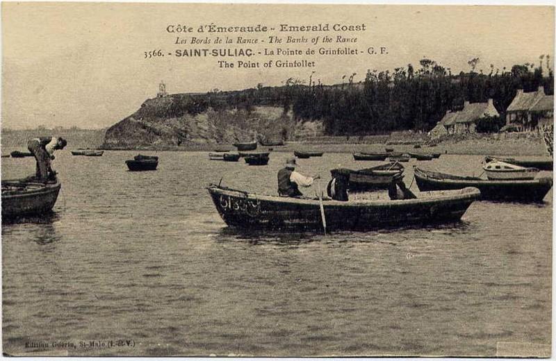 Cartes postales anciennes Grinfo13