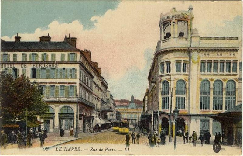 49 rue de Bordeaux au Havre Rue-de10