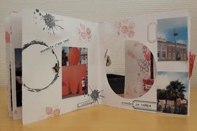 Galerie sujet mini album équipe B les 9 MUSES 6a9bac10
