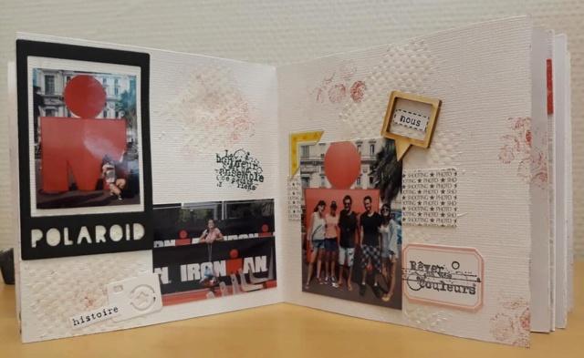 Galerie sujet mini album équipe B les 9 MUSES 9b7ea610