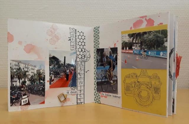Galerie sujet mini album équipe B les 9 MUSES Add32610