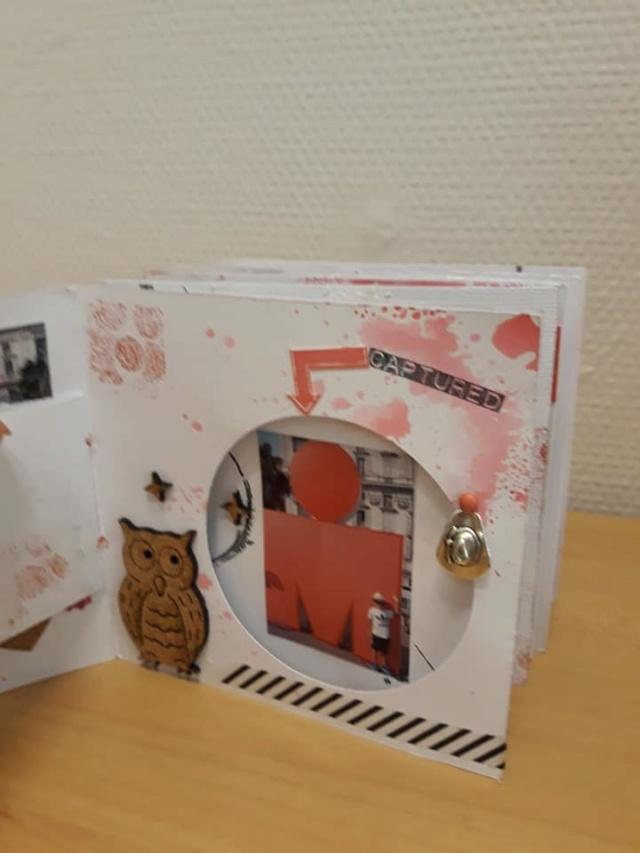 Galerie sujet mini album équipe B les 9 MUSES E993f210