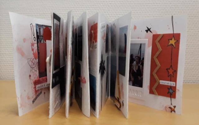Galerie sujet mini album équipe B les 9 MUSES Fd184010
